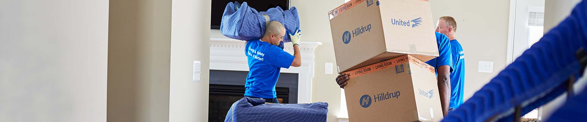 Hilldrup Professional Movers And Storage Company