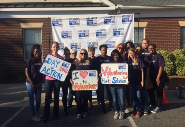 Hilldrup Day of Action 2016