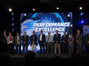 Hilldrup wins Performance Excellence Award
