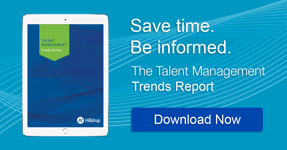 Talent Management Trends Report