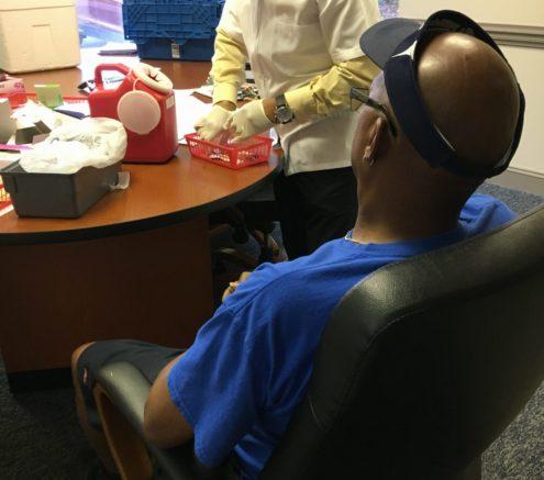 Flu Shot Clinic - Raleigh Office