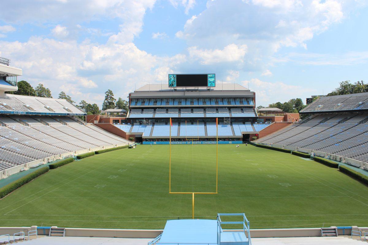 UNC stadium