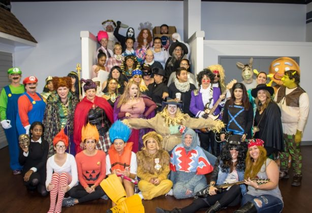Hilldrup Halloween costumes