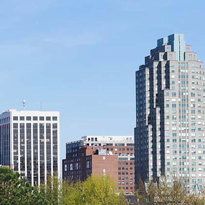 Buildings in Raleigh