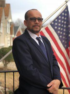 Eric Galioto, Van Operator for Hilldrup Mayflower