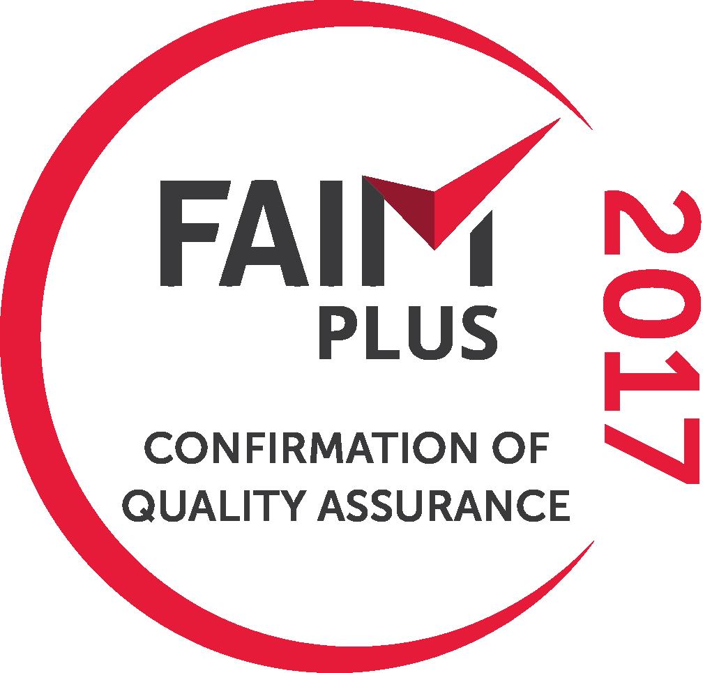 Hilldrup Awarded Faimplus Quality Assurance Certification Hilldrup