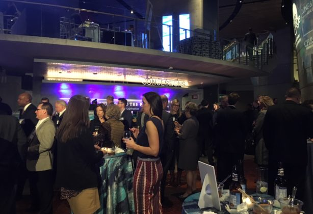 Washington Business Journal networking event
