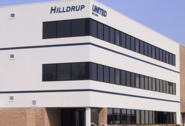 Hilldrup's Stafford office