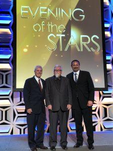 Bob Fitzgerald recognized at AMSA Conference