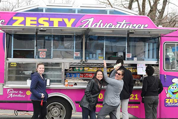 Zesty Adventure food truck