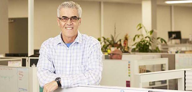 Greg Donovan at office
