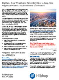 Paper on Big Data