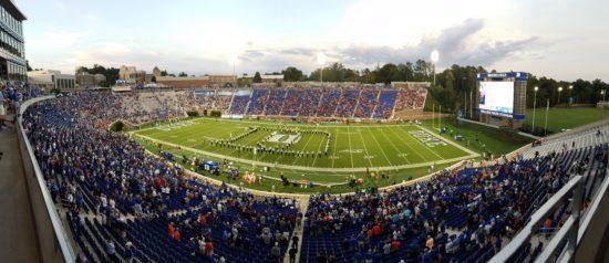 Wallace Wade Stadium at Duke University