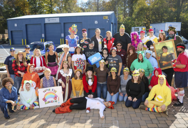 Hilldrup Stafford's Halloween 2018