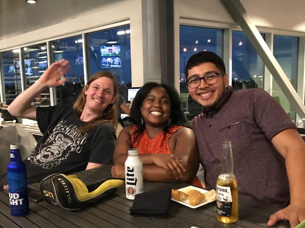 Hilldrup Orlando enjoys Christmas party together