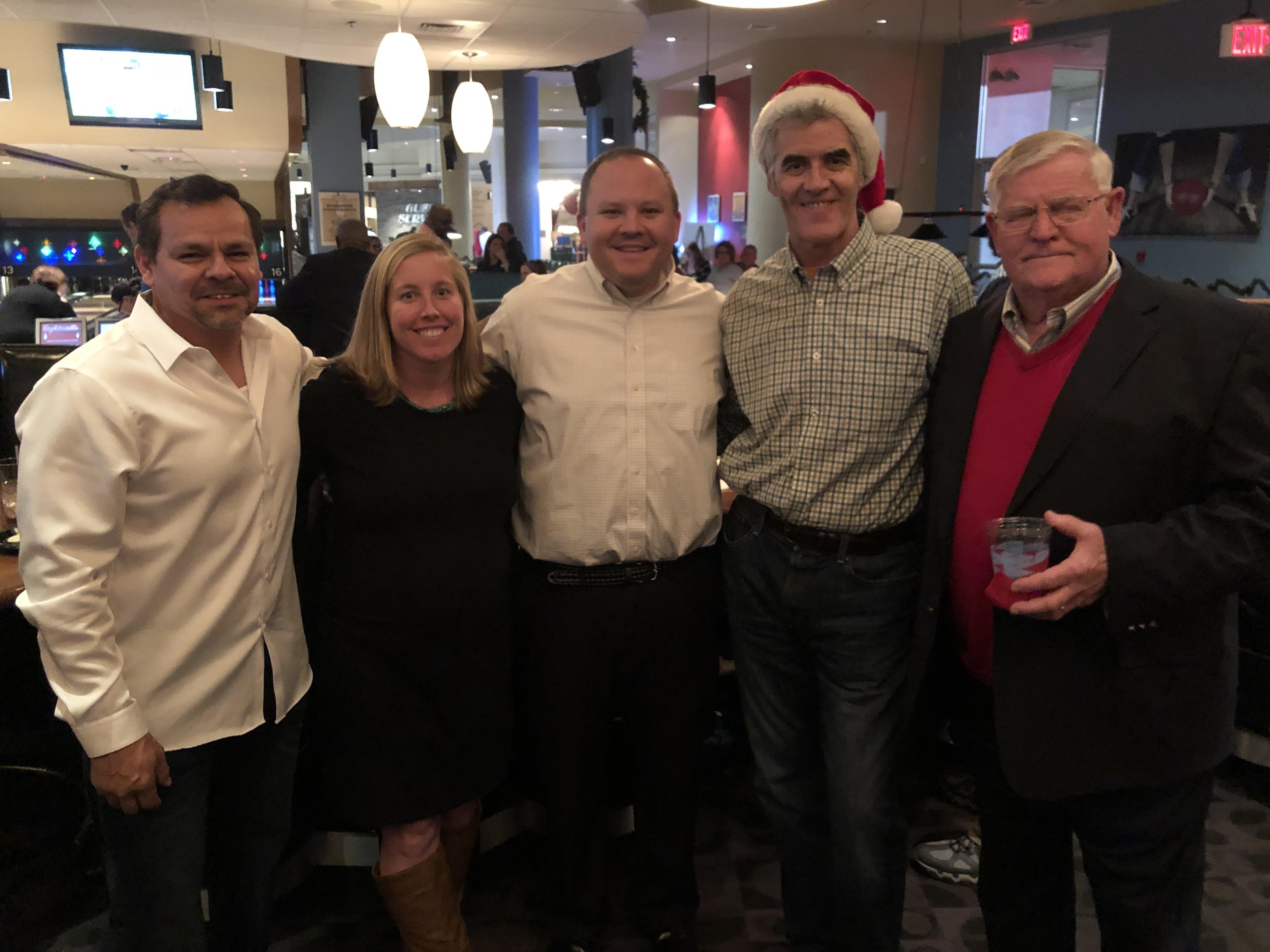 Hilldrup Stafford Celebrates The Holidays Hilldrup