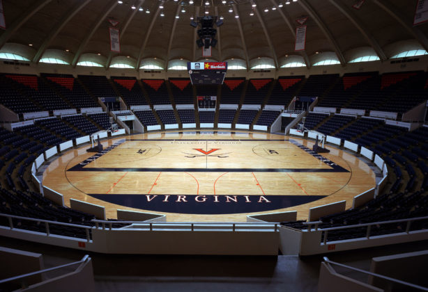 UVA's University Hall