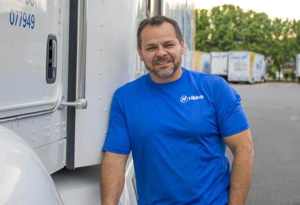 Felix Sanchez, Hilldrup Van Operator