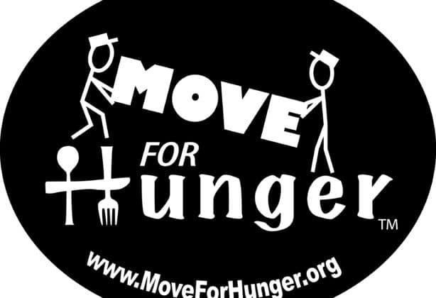 Move For Hunger's logo