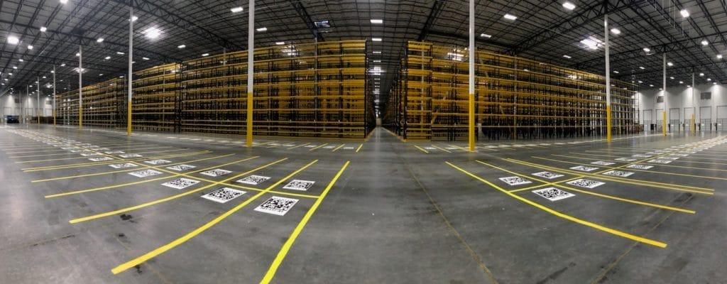 HD Supply Warehouse in Atlanta