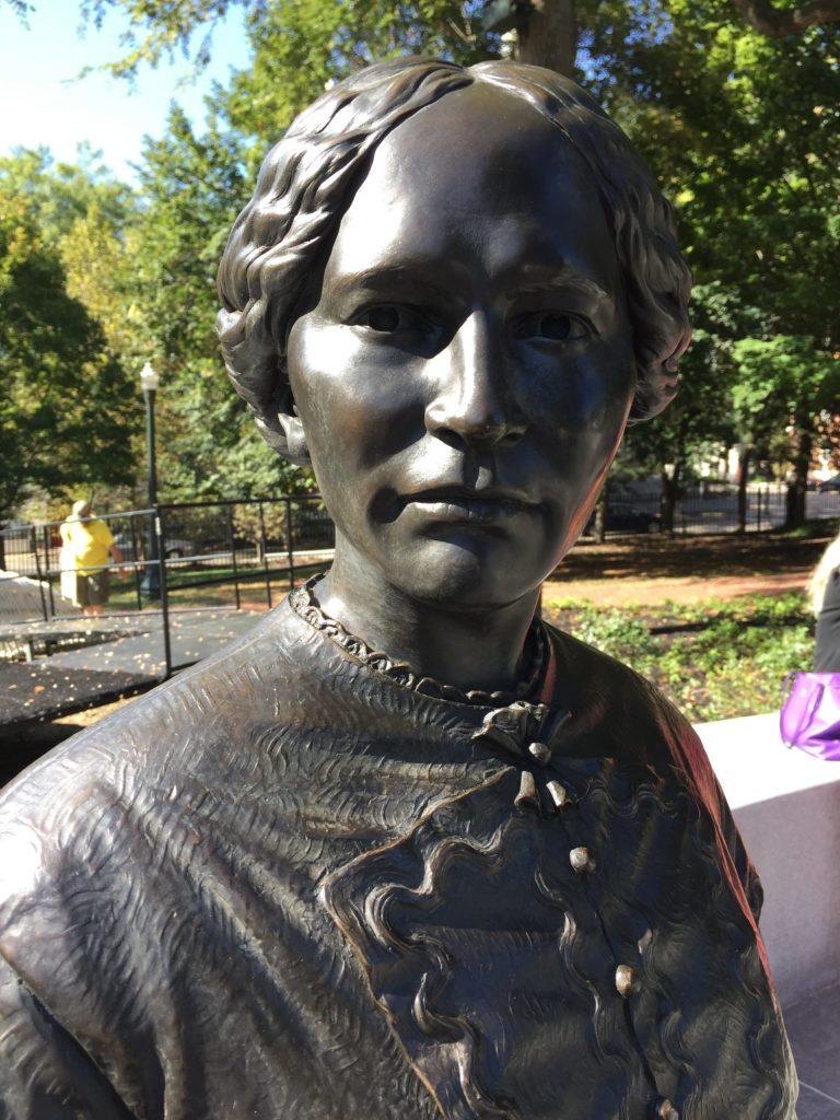 Elizabeth Keckly statue