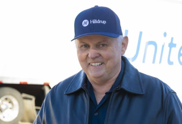 Johnny Abbott, Van Operator