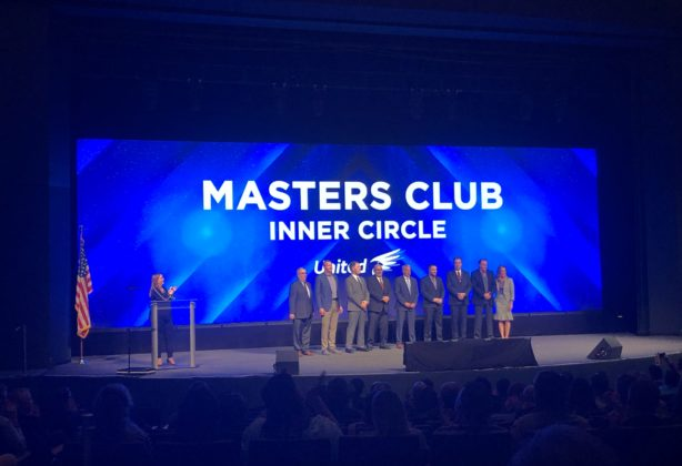 Masters Club - Inner Circle Winners at the Learning Conference