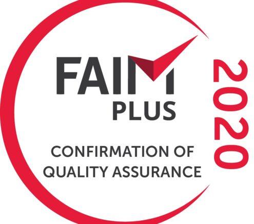 FAIMPLUS 2O2O Logo