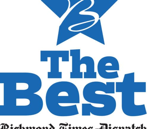 The Richmond Times-Dispatch's The Best winner logo