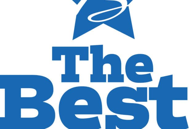 The Richmond Times-Dispatch's The Best winner logo