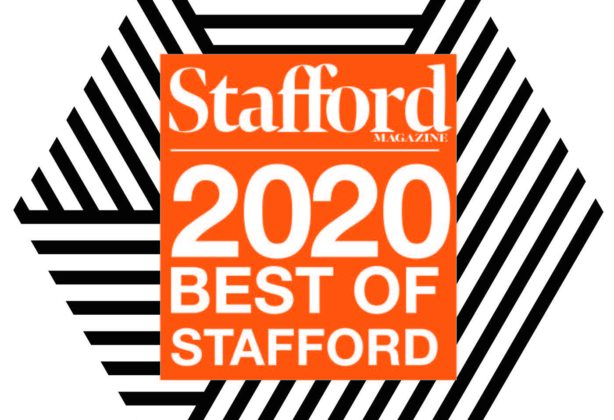 2020 Best of Stafford competition logo