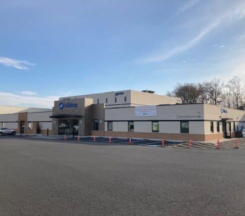 Hilldrup's Corporate Office in Stafford, VA