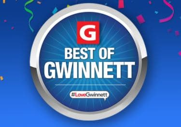 Hilldrup wins Best of Gwinnett competition for best moving company.