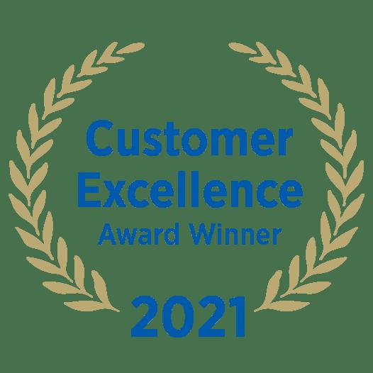 Hilldrup wins UniGroup's 2021 Customer Excellence Award Winner