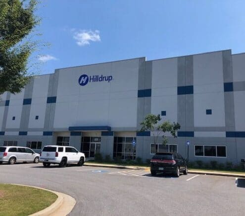 Hilldrup Atlanta's office building in Dacula, GA
