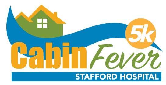 Stafford Hospital 5K event logo