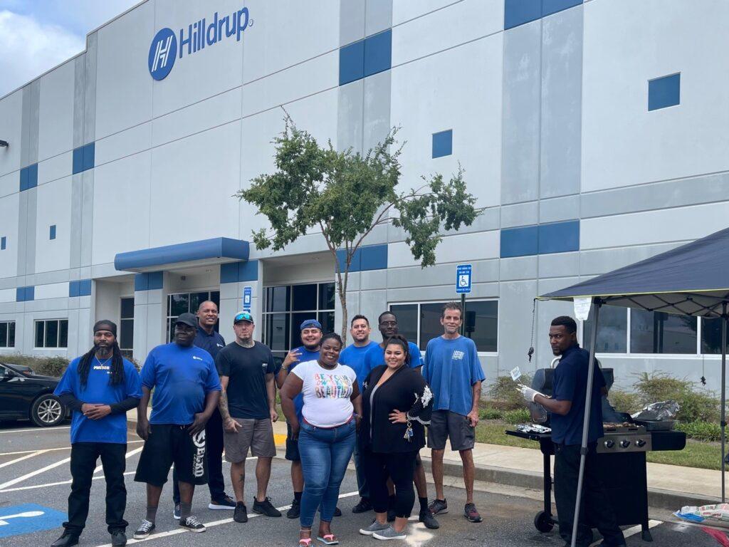 Hilldrup Atlanta celebrates Van Operator Appreciation Week 2021