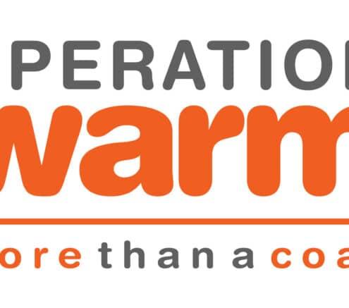 Operation Warm's logo